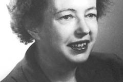 Maria Goeppert-Mayer, 1963 Nobelpreis für Physik