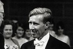 Konrad Bloch, 1964 Nobelpreis für Medizin