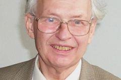 Reinhard Selten, 1994 Nobelpreis für Wirtschaftswissenschaften