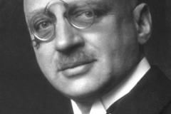 Fritz Haber, 1918 Nobelpreis für Chemie
