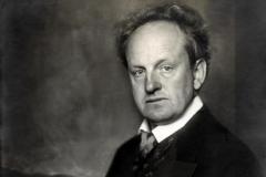 Gerhart Hauptmann, 1912 Nobelpreis für Literatur