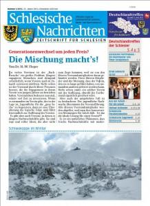 Schlesische Nachrichten Januar-2015