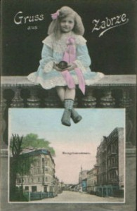 Postkarte 1906