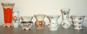 Vasen aus Tillowitz