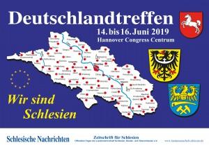 D-treffen 2019 Plakat