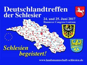 Deutschlandtreffen der Schlesier 2017