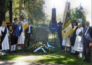 Gedenkveranstaltung zu Ehren von Dr. Herbert Hupka