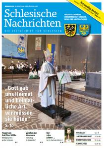 Schlesische Nachrichten August 2018