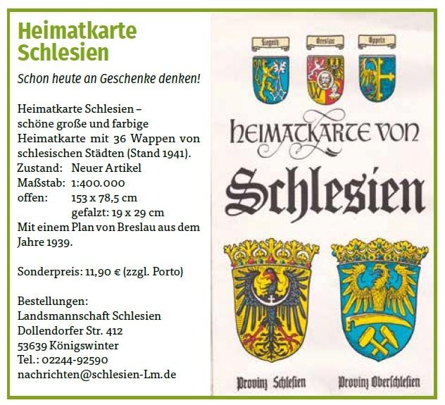 Heimatliches Schlesien