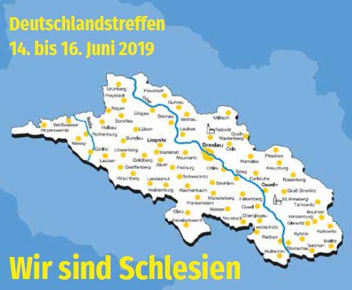 Vorfreude auf das Deutschlandtreffen 2019
