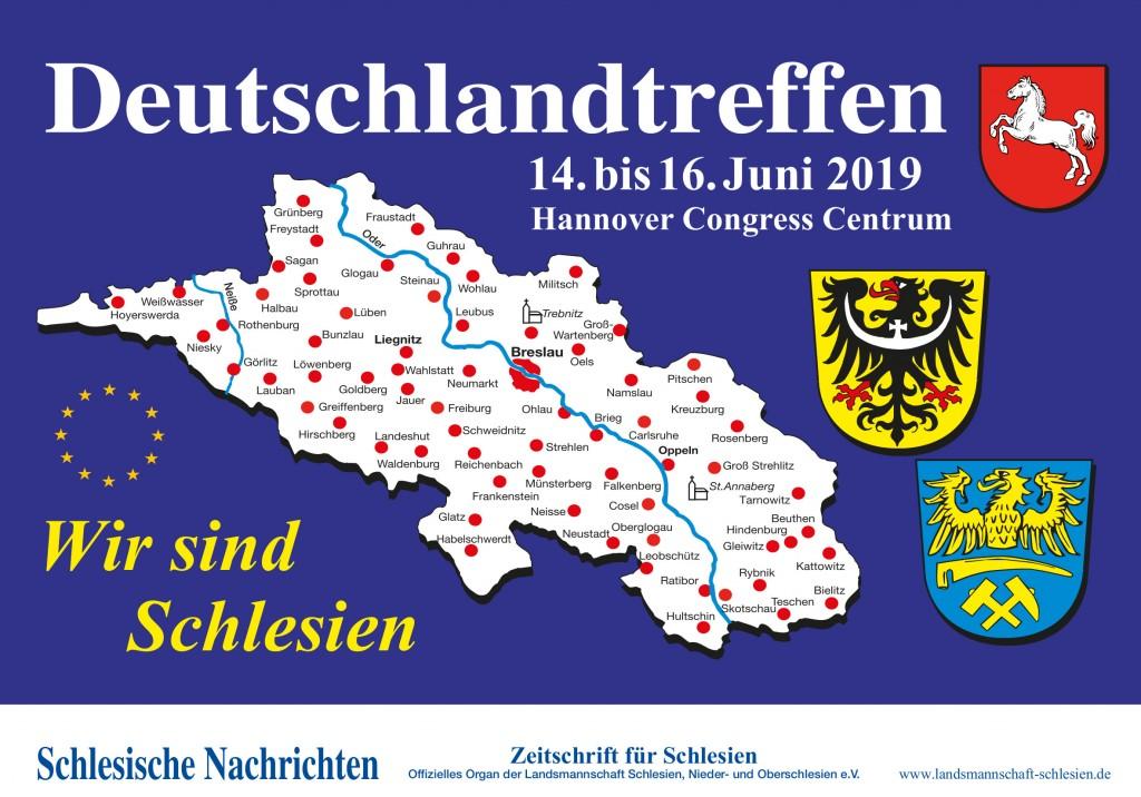 """Unter dem Motto """"Wir sind Schlesien"""" die Weichen für die Zukunft stellen"""