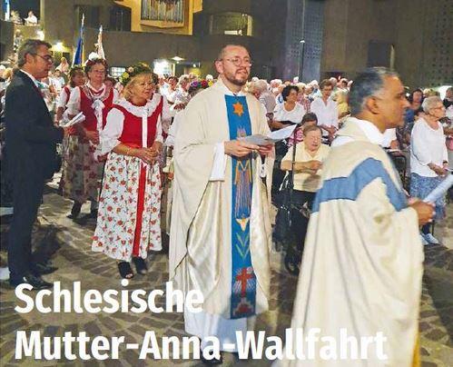 Schlesische Mutter-Anna-Wallfahrt 2019