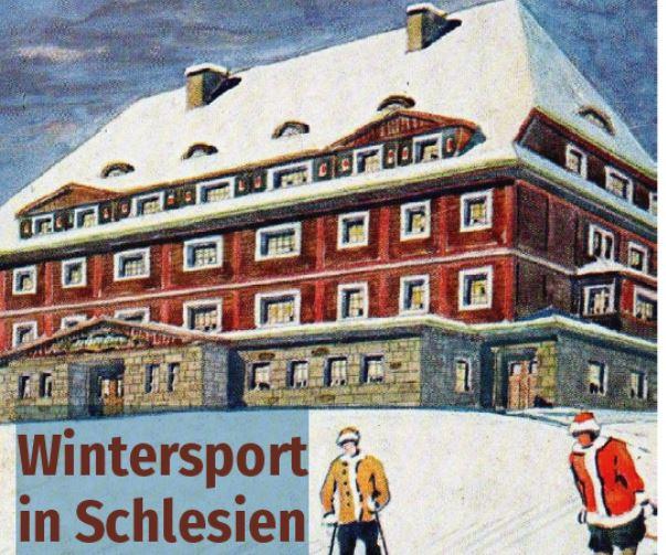 Wintersport in Schlesien