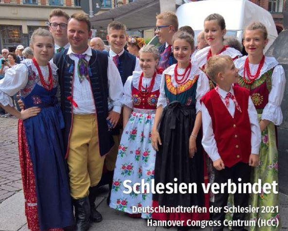 Schlesien verbindet! Deutschlandtreffen 2021