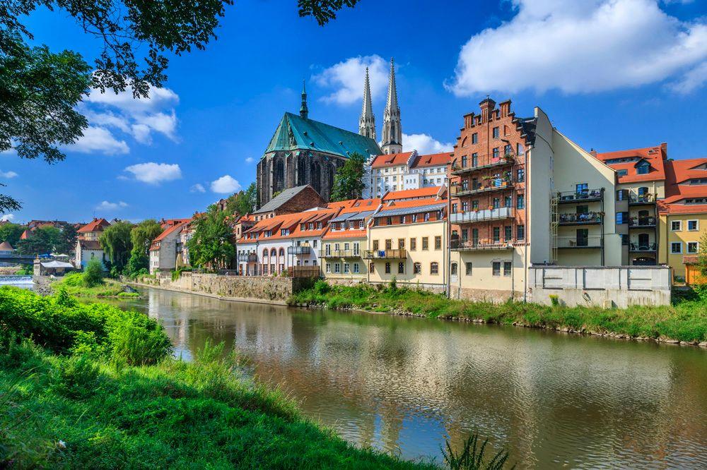 Görlitz und die niederschlesische Oberlausitz