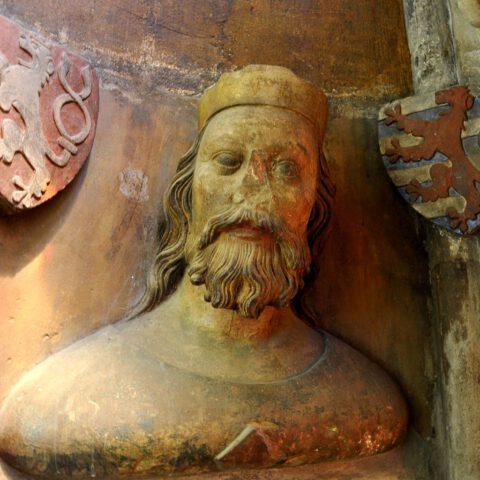 Unter böhmischer Krone <b>1335–1526</b>