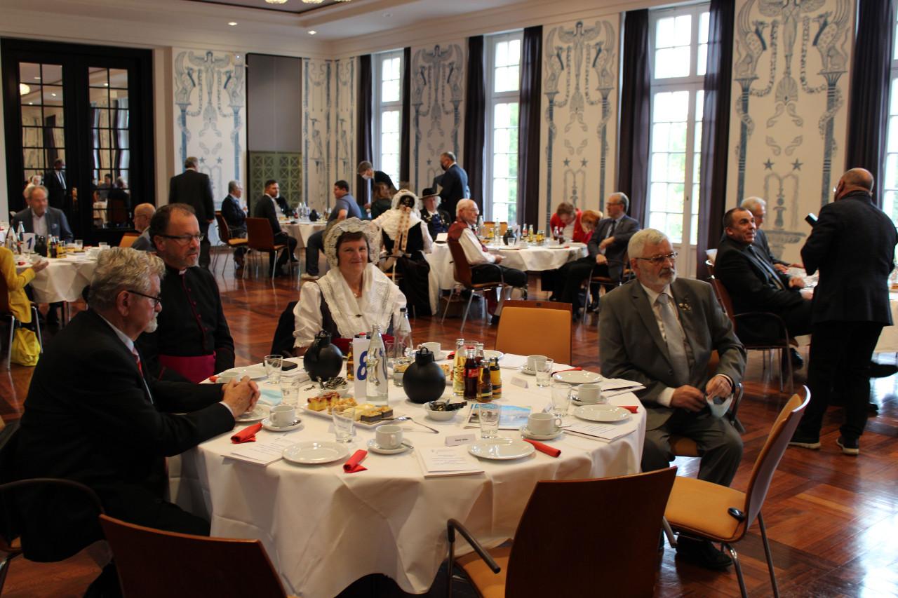 70 Jahre Landsmannschaft Schlesien — Höchste Auszeichnung für Horst Milde