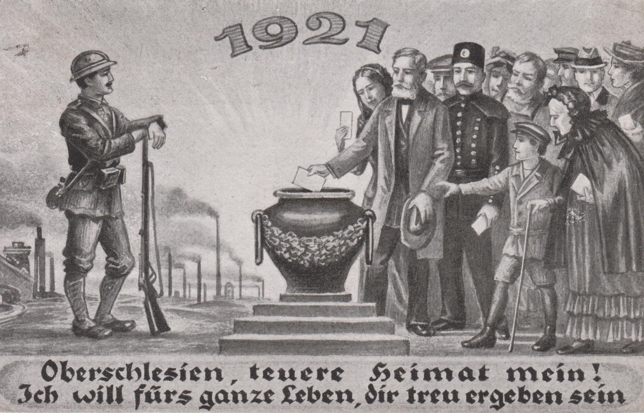 Vor 100 Jahren: Volksabstimmung in Oberschlesien