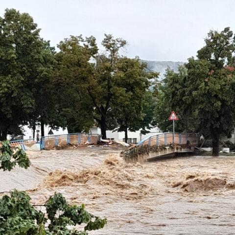 Angebot einer kostenlosen Ferienfreizeit für Kinder aus den Überschwemmungsgebieten