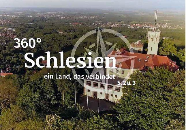 360 Grad Schlesien – ein Land, das Schlesien verbindet!